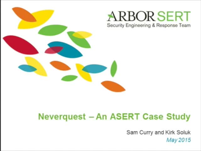 Neverquest – A Case Study