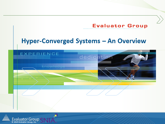 Hyper-converged Systems: Overview and Considerations