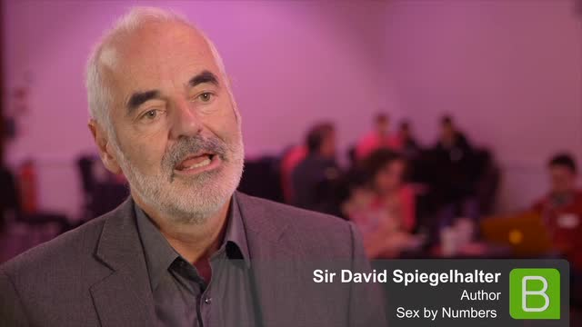 Extract Conference 2015: David Spiegelhalter, Sex by Numbers