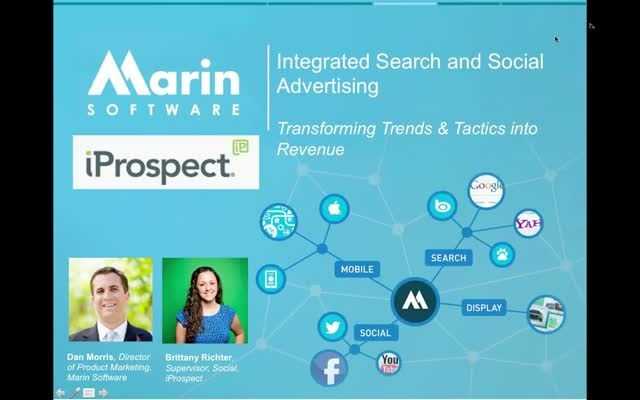 Integrated Search and Social Advertising: Transforming Trends & Tactics into Rev