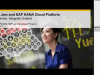 Technical Deep Dive: Extending SAP Jam using SAP HANA Cloud Platform