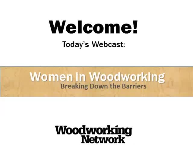 Women in Woodworking: Breaking Down the Barriers