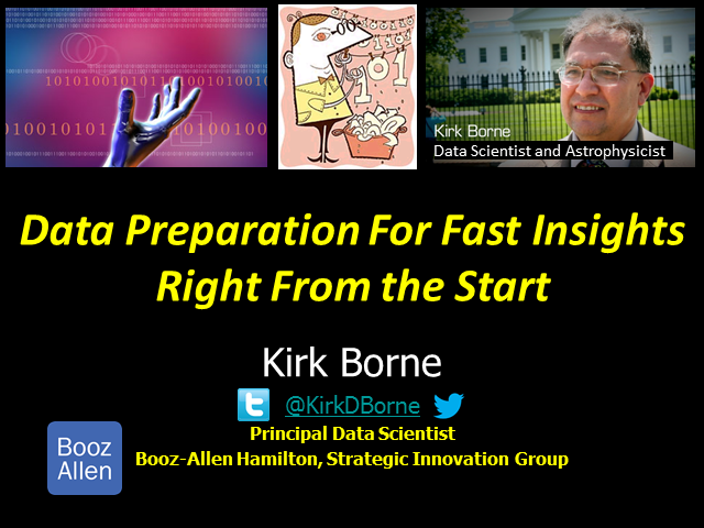Data Preparation For Fast Insights Right From the Start