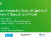FULL vSphere 6 support in Veeam Availability Suite v8 Update 2, plus more!