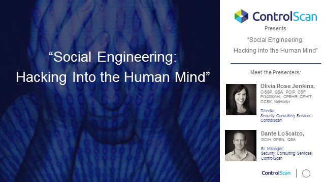 Social Engineering: Hacking into the Human Mind