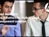 Business Analytics for the Hybrid Cloud