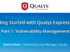 Getting Started with Qualys Express Lite - Part 1: Vulnerability Management