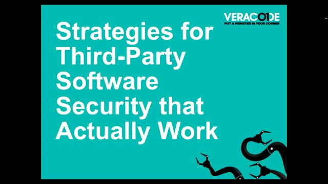 Strategies for Third-Party Software Security that Actually Work