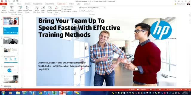 Bring Your Team Up To Speed Faster With Effective Training Methods