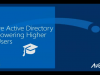Azure Active Directory Empowering Higher Ed Users