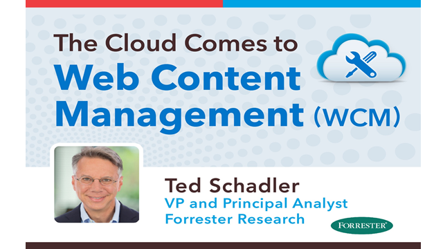 The Cloud Comes to Web Content Management (WCM)