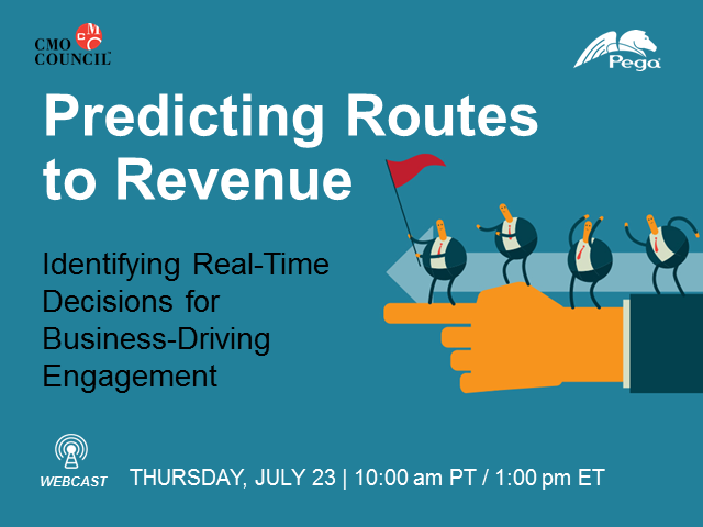 Predicting Routes to Revenue