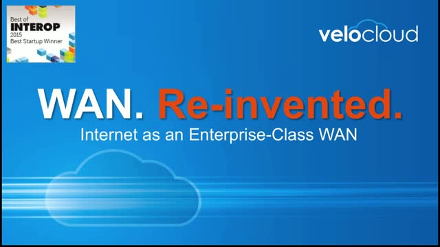 Internet as Enterprise-class WAN?