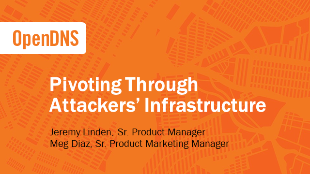 Investigate Attacks Like Never Before: Pivoting through Attackers Infrastructure