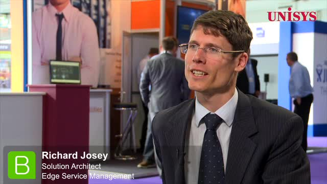 SITS 2015: Daniel Breston, ITSM & Lean IT Consultant Q.1 (UNISYS)
