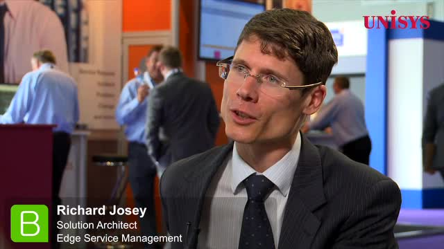 SITS 2015: Daniel Breston, ITSM & Lean IT Consultant Q.2 (UNISYS)