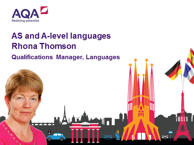 AS and A-level Languages: new draft specifications explained