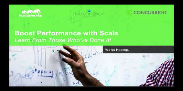 Boost Performance with Scala – Learn From Those Who've Done It!