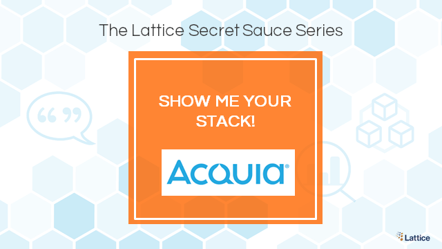 Show Me Your Stack! Inside Acquia's Account-Based Marketing Engine