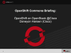 OpenShift on OpenStack at Cisco