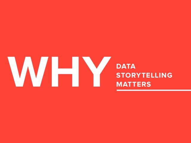 Why Data Storytelling Matters