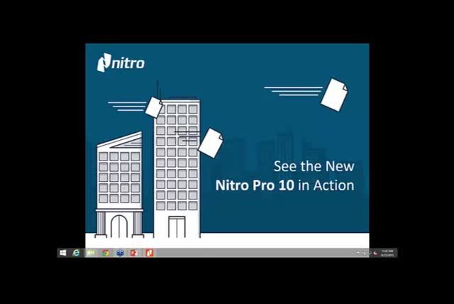 See the New Nitro Pro 10 in Action