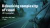 HP CloudSystem – debunking complexity of cloud