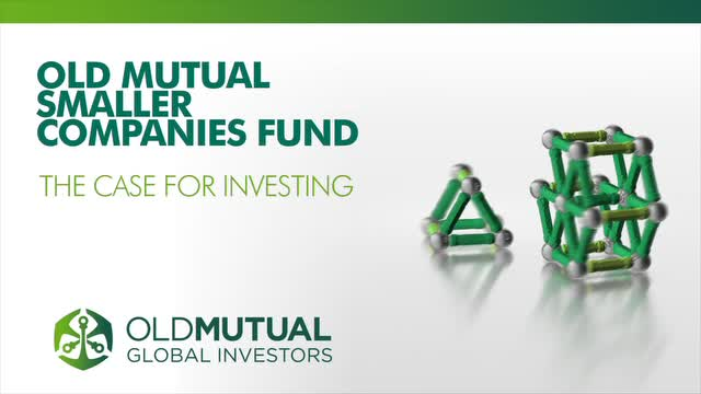 Old Mutual Small Cap Fund - The Case For Investing