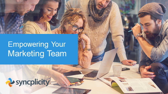 Empower Your Marketing Team with Syncplicity