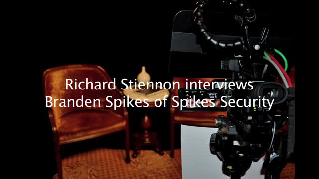 Branden Spikes Interview. How to Solve the Web Malware Problem