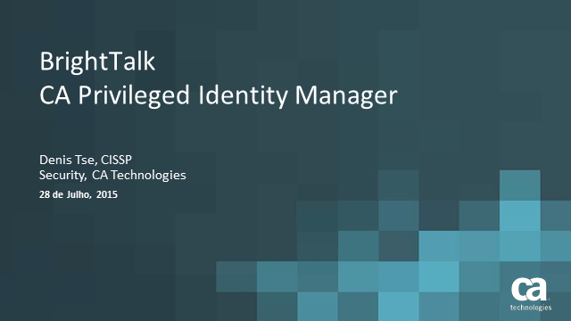 PIM – Privileged Identity Management – defenda-se de ameaças internas