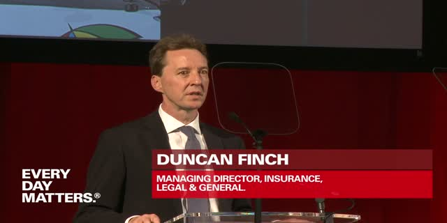 Mortgage Club 20th Anniversary Awards - Duncan Finch