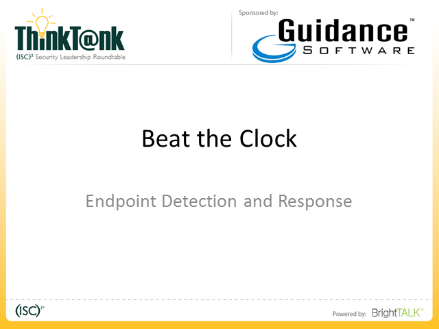 Beat The Clock - Endpoint Detection & Response