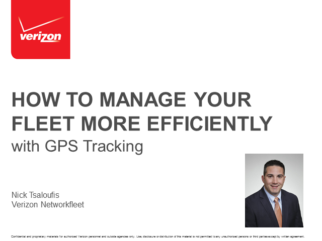 Manage your Fleet Efficiently with GPS Tracking