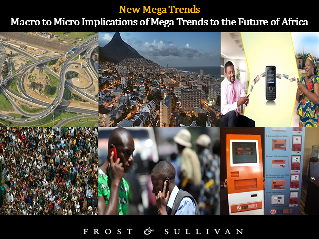 Africa is Open for Business: Growth within Reach with Mega Trends