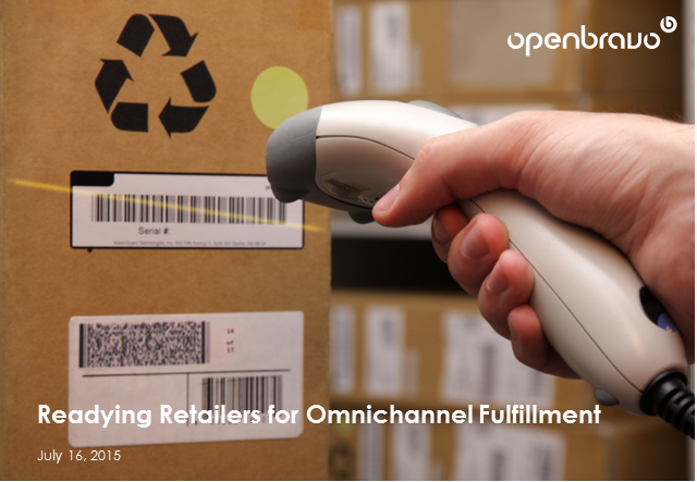 Readying Retailers for Omnichannel Fulfilment