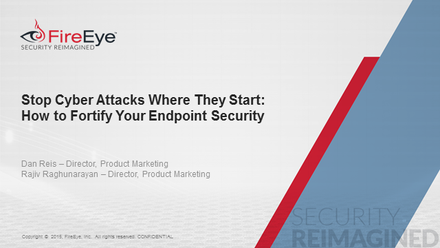Stop Cyber Attacks Where They Start: How to Fortify Your Endpoint Security