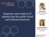 Empower Users With an IT Express Lane for Public Cloud & Internal Resources