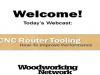 How To Improve CNC Router Tooling Performance