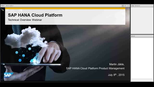 Building and Deploying Java apps with SAP HANA Cloud Platform