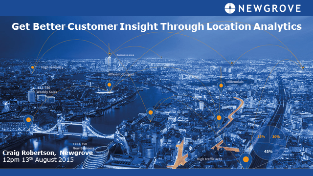 Get Better Customer Insight Through Location Analytics