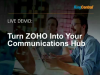 RingCentral Live - 7/17/2015 – Turning ZOHO into your Communications Hub