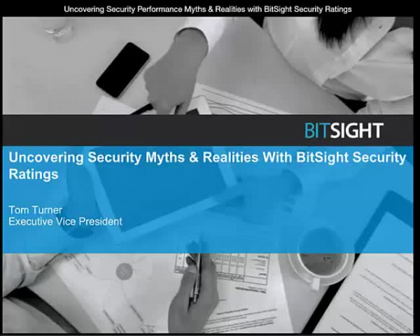 Uncovering Security Performance Myths & Realities