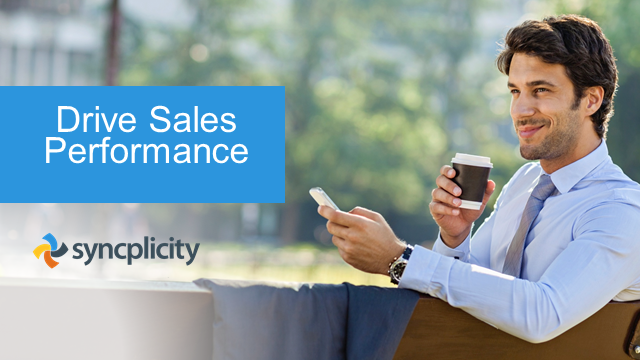 Drive Sales Performance with Syncplicity