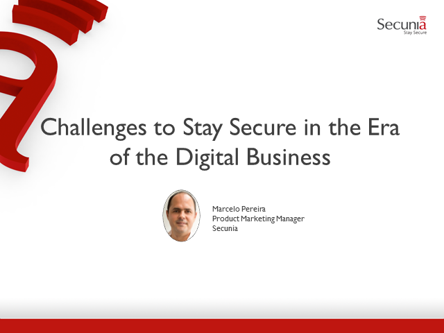 Challenges to Stay Secure in the Era of Digital Business