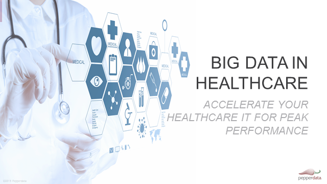 Big Data in Healthcare: How to accelerate your Hadoop & big data operations