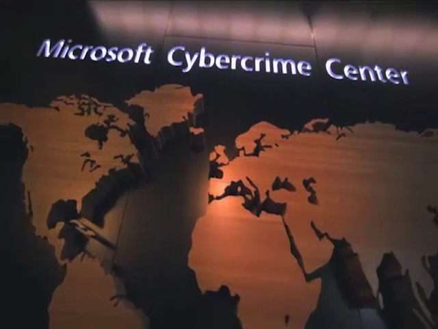 The Microsoft Digital Crimes Unit