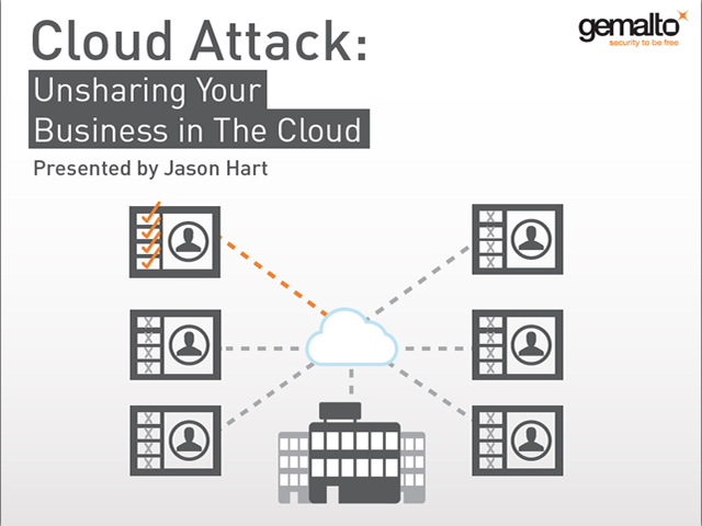 Cloud Attack: Unsharing Your Business in The Cloud