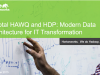 Pivotal HAWQ and HDP: Modern Data Architecture for IT Transformation