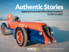 Authentic Stories: Applying Documentary Filmmaking Concepts to Content Creation